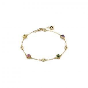 Bransoleta złota Gucci ZUC/AW36