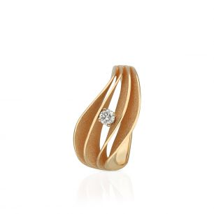 Pierścionek złoty ANNA MARIA CAMMILLI ZMM/PB+120