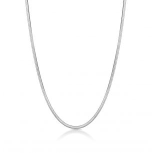 Łańcuszek srebrny żyłka SCR/LS127
