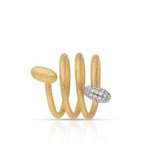 Pierścionek złoty Nanis ZNA/PB+175