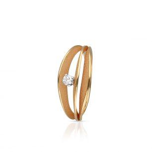 Pierścionek złoty ANNA MARIA CAMMILLI ZMM/PB+117