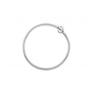 Bransoleta srebrna do zawieszek lovely beads SDL/AS058