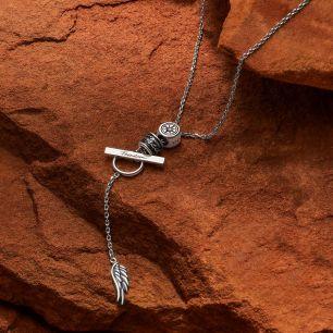 Naszyjnik srebrny Freedom WWK/NS1481