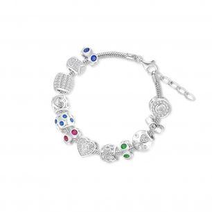 Zawieszka srebrna Lovely Beads SKE/HC020