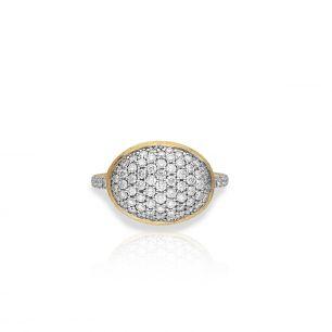 Pierścionek złoty Nanis ZNA/PB+366