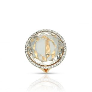 Pierścionek złoty Casato ZTT/PB+34BK