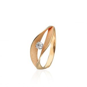 Pierścionek złoty ANNA MARIA CAMMILLI ZMM/PB+116