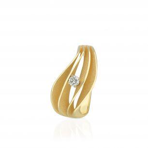Pierścionek złoty ANNA MARIA CAMMILLI ZMM/PB+121