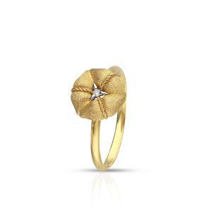 Pierścionek złoty Nanis ZNA/PB+154K