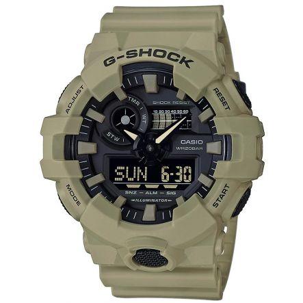 ZEGAREK G-SHOCK NO COMPLY UTILITY COLOR PCA/097/P