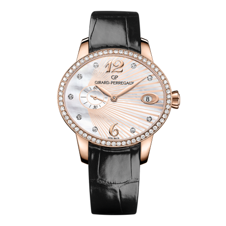 ZEGAREK GIRARD PERREGAUX CAT'S EYE SMALL SECONDS