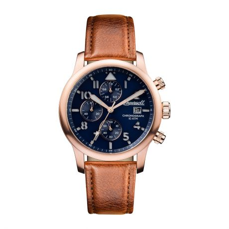 ZEGAREK INGERSOLL THE HATTON QUARTZ CHRONOGRAPH