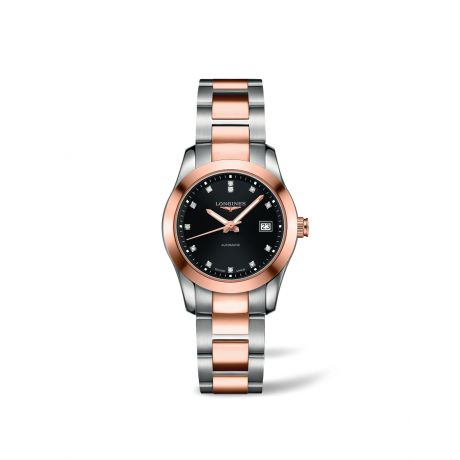 ZEGAREK LONGINES Conquest Classic Automatic Lady