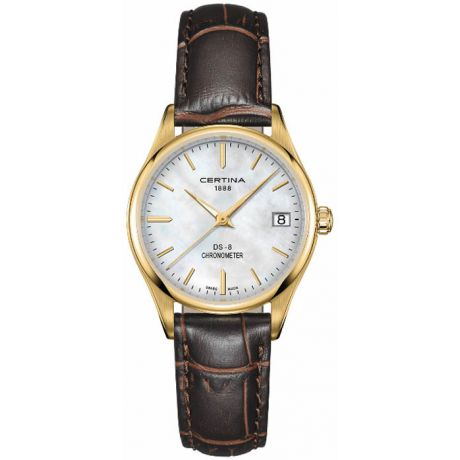ZEGAREK CERTINA DS-8 LADY COSC CHRONOMETER
