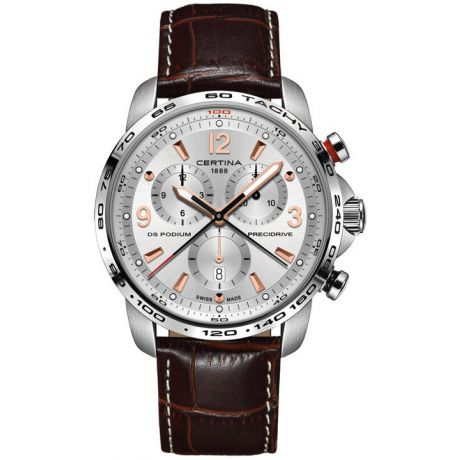 ZEGAREK CERTINA DS Podium Big Chrono