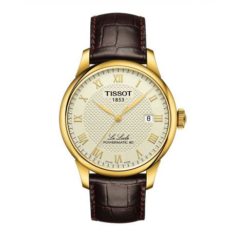 ZEGAREK TISSOT Le Locle Powermatic 80