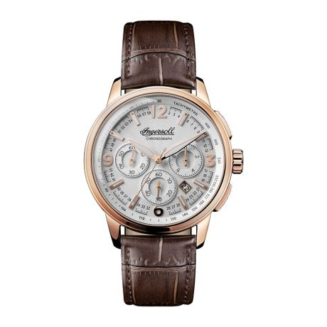 ZEGAREK INGERSOLL THE REGENT QUARTZ CHRONOGRAPH