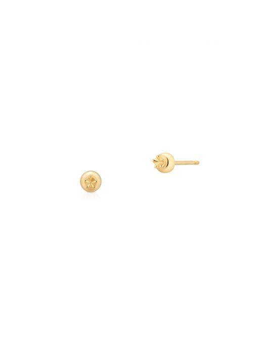 Kolczyki złote OHELO