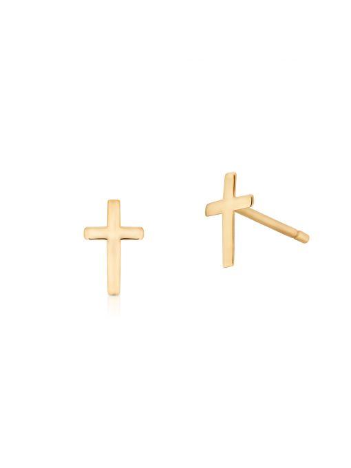 Kolczyki złote W.KRUK