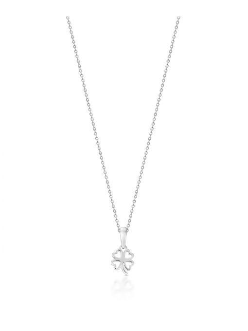 Wisiorek srebrny koniczyna