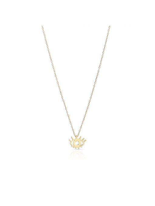 Naszyjnik złoty Symbole