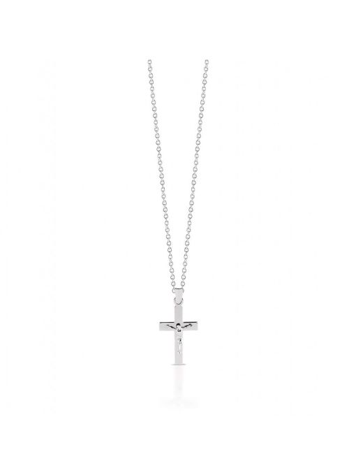 Wisiorek srebrny krzyżyk
