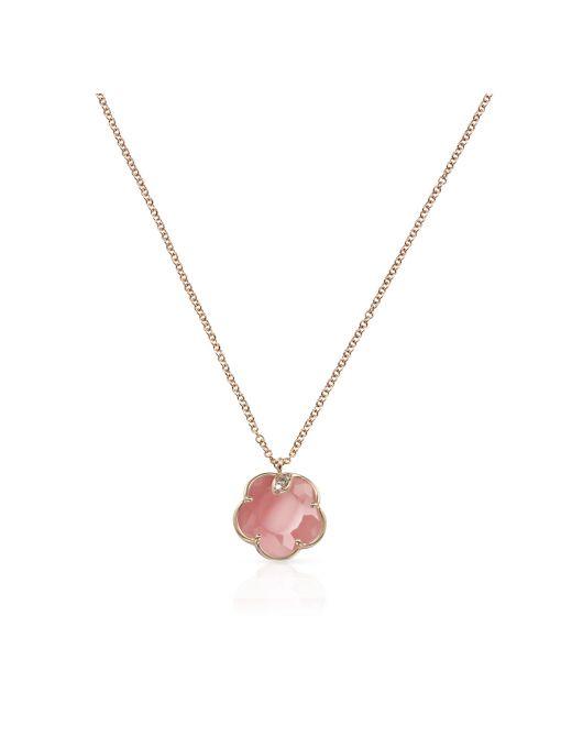 Naszyjnik różowe złoto Pasquale Bruni