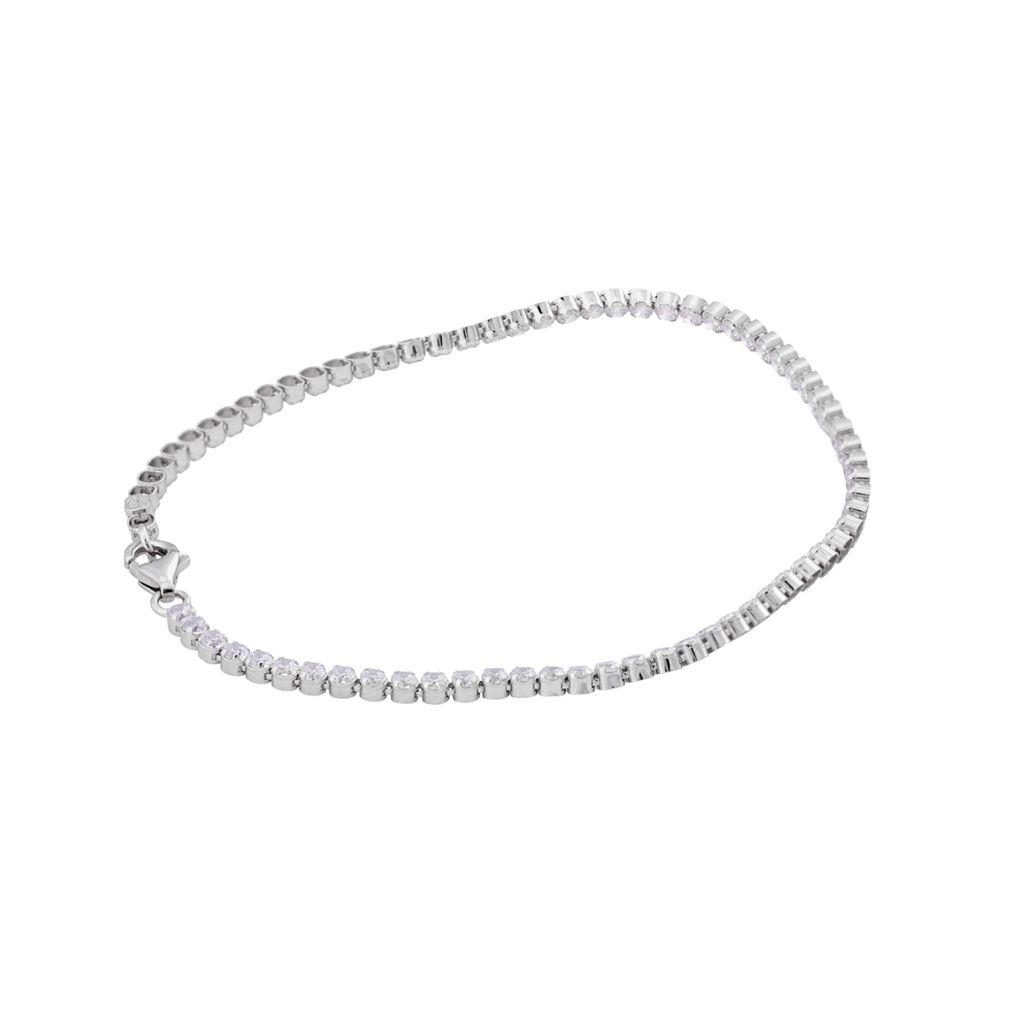Bransoleta srebrna W.KRUK - SBE/AC002