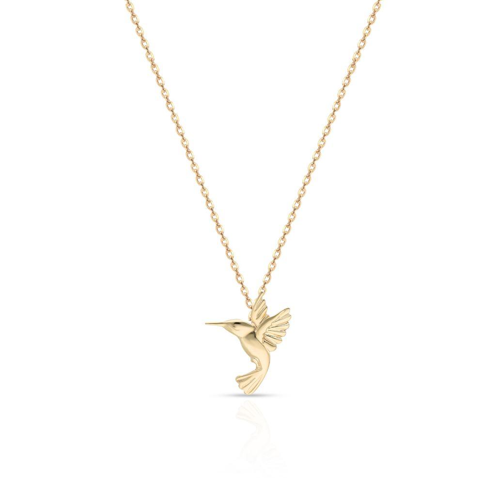 Wisiorek srebrny koliber