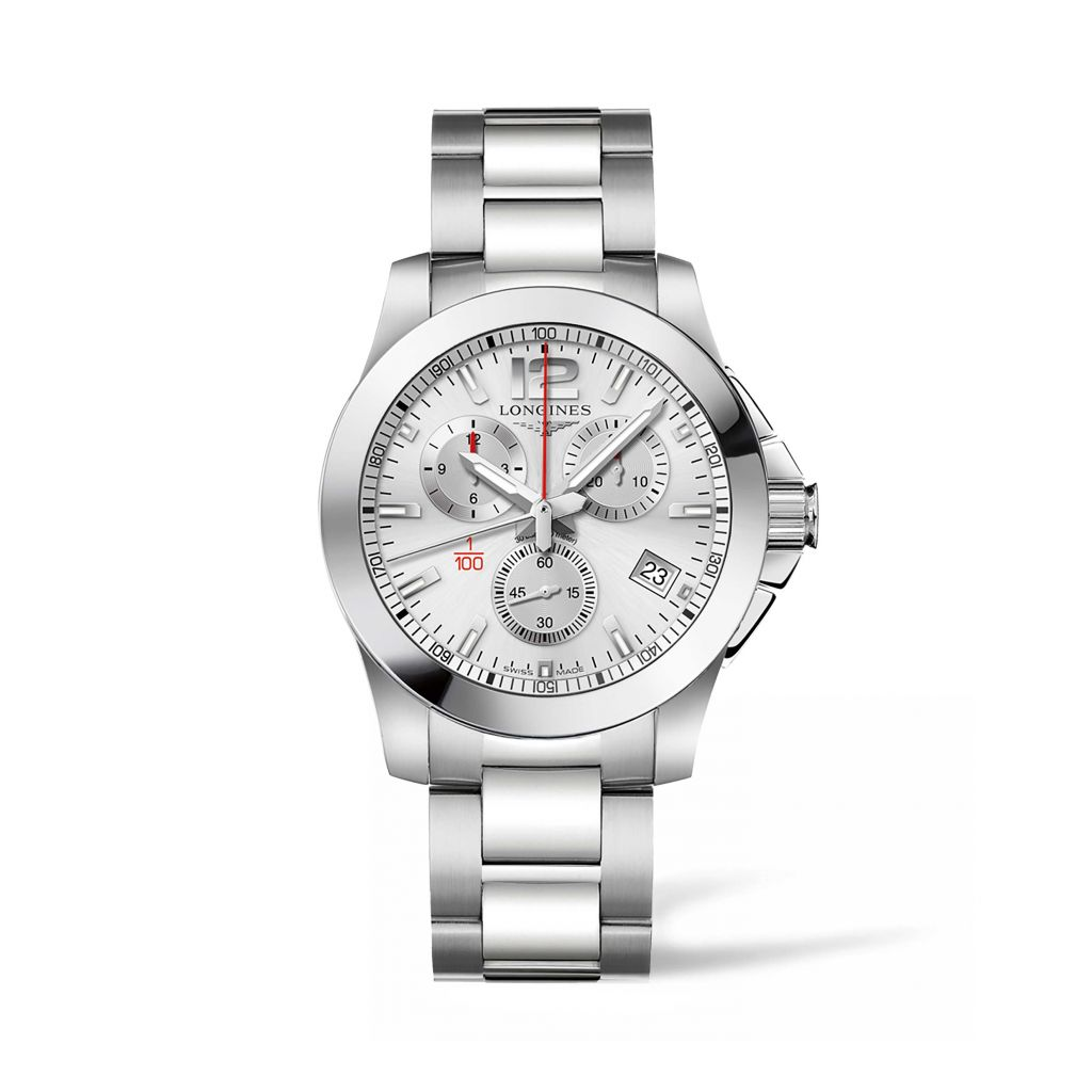 LONGINES Conquest Chronograph - ULO/1857