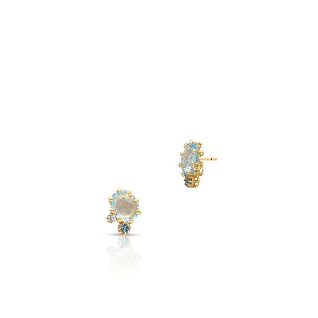 Kolczyki złote Nanis