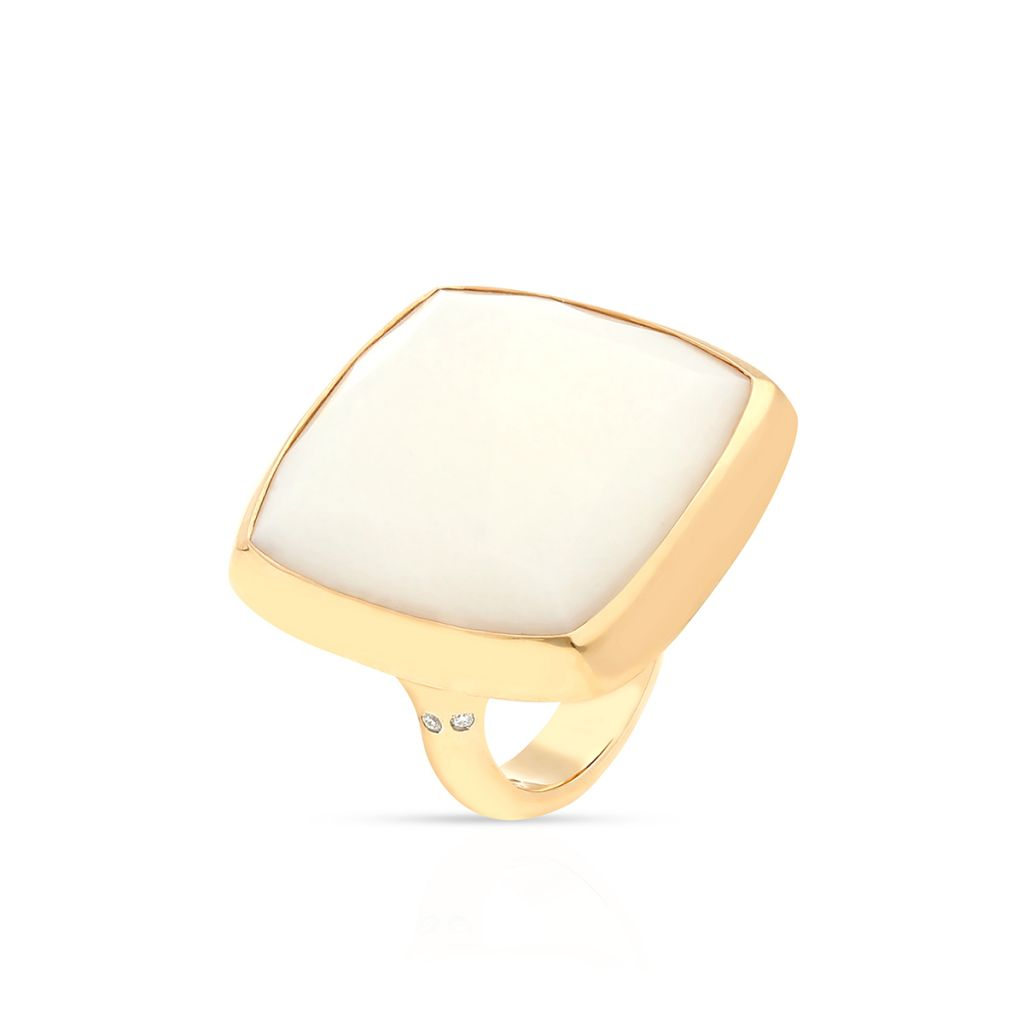 Pierścionek złoty Casato