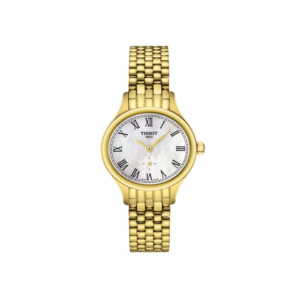 zegarki, zegarki zegarek tissot bella ora small lady - tissot