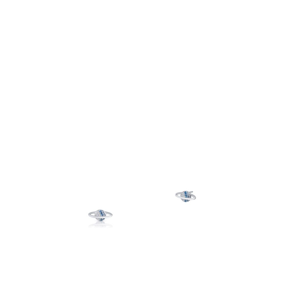 Kolczyki z Saturnami