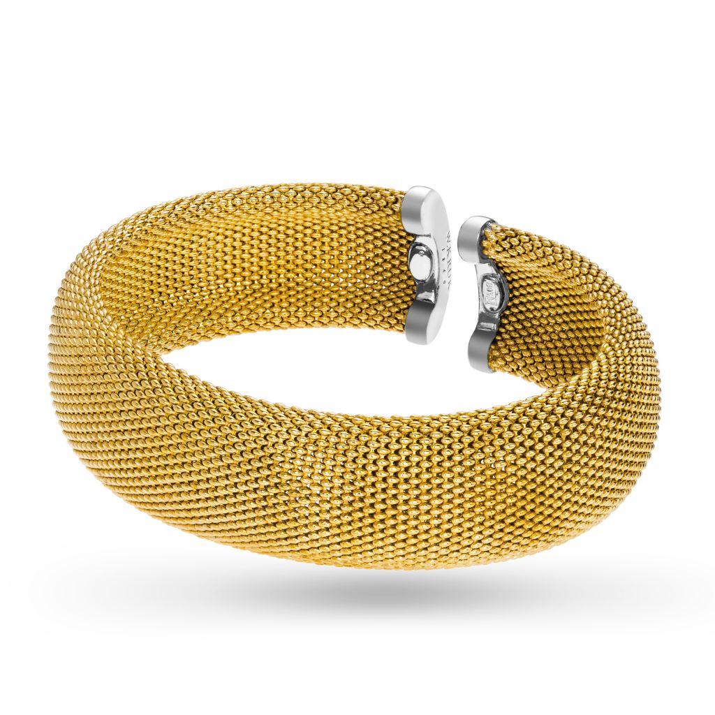 Bransoleta srebrna W.KRUK - 10110