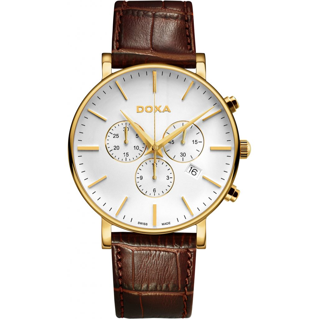 ZEGAREK DOXA D-light Chronograph - UDO/020
