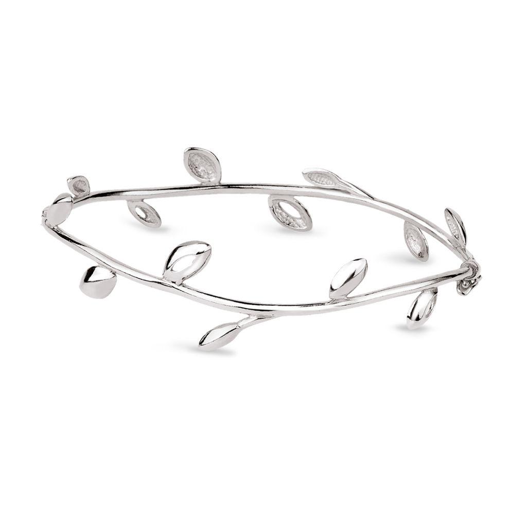 Bransoleta srebrna W.KRUK - 10219
