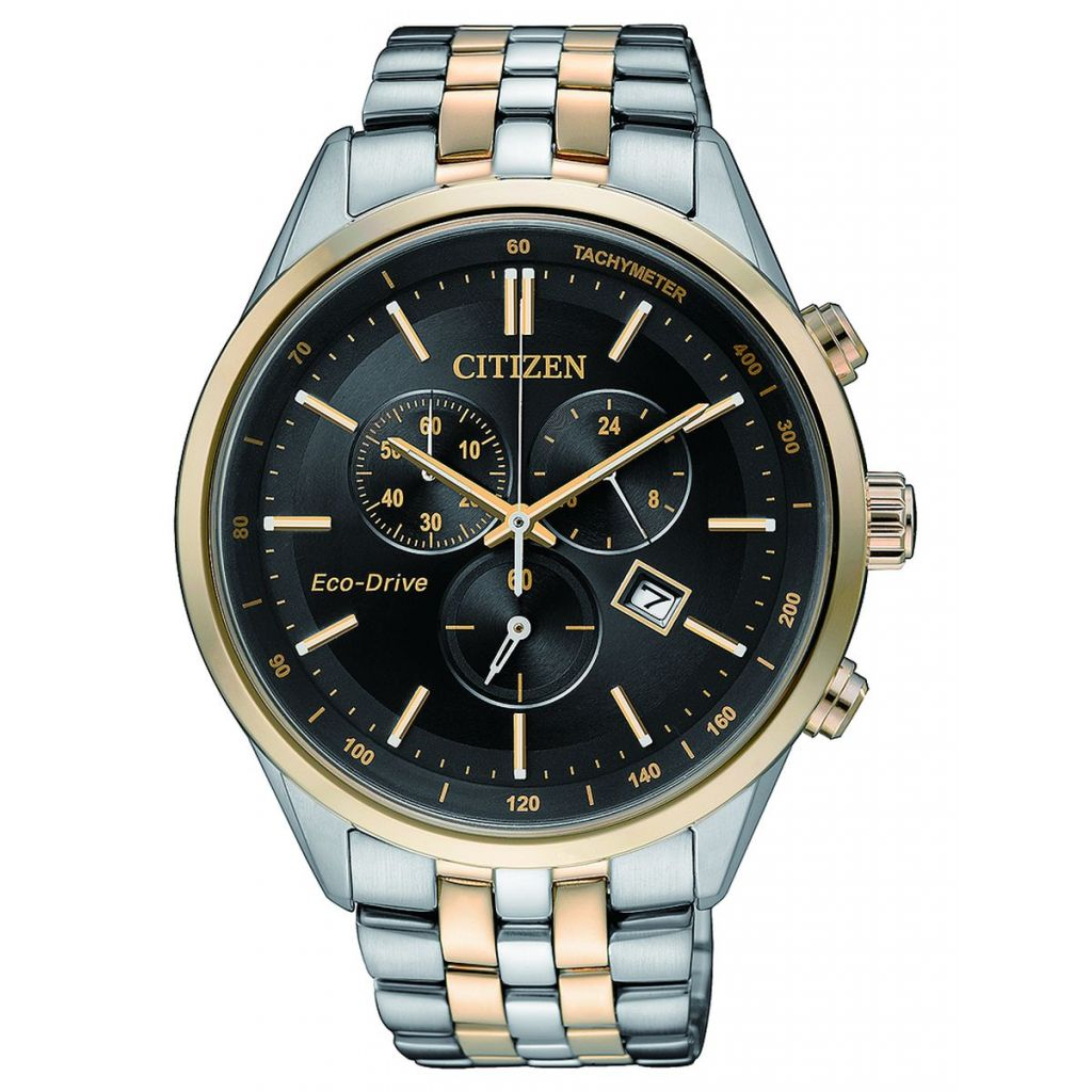 ZEGAREK CITIZEN Chrono - UCT/010
