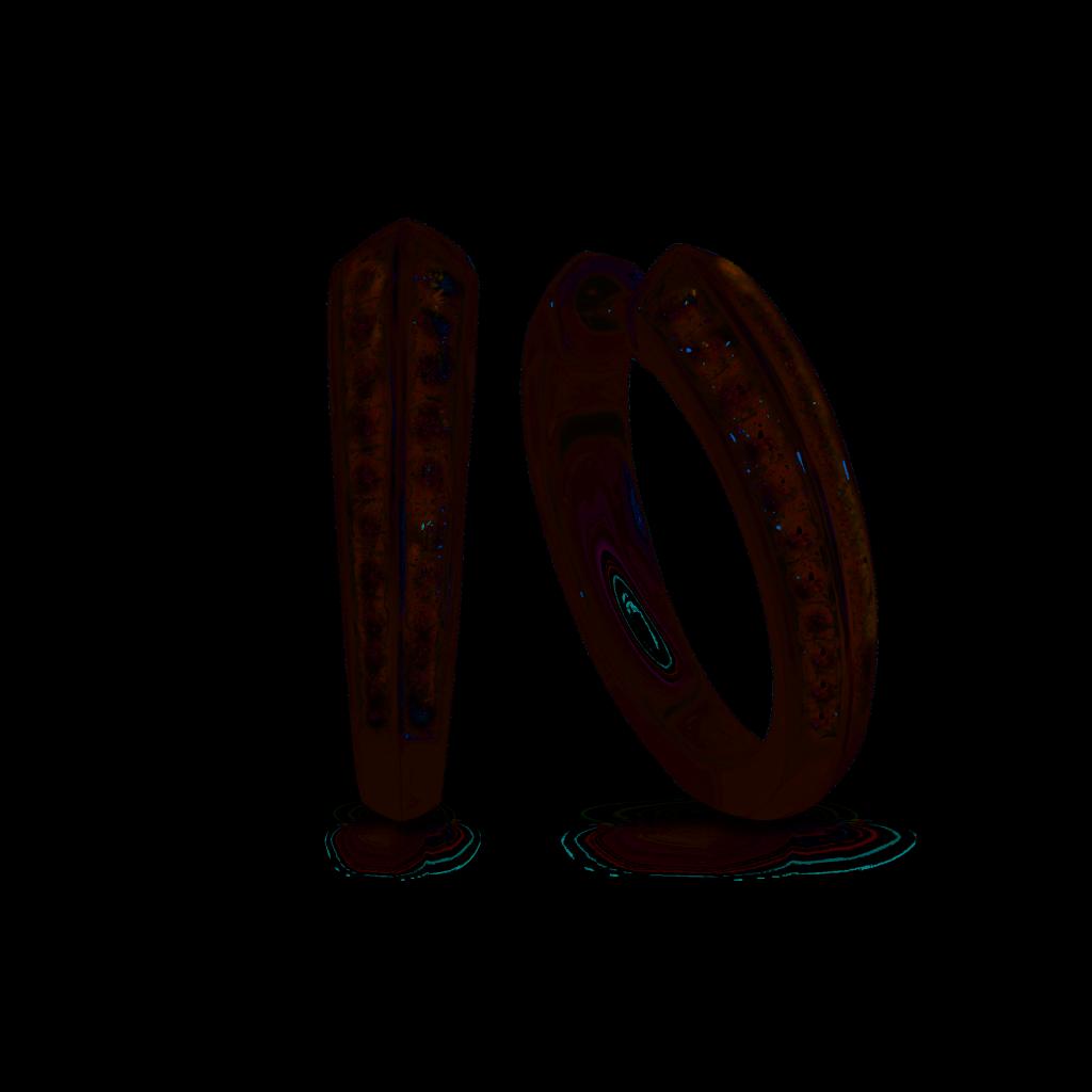 8f086d4524d8e Kolczyki złote W.KRUK - ZCG KB+854B