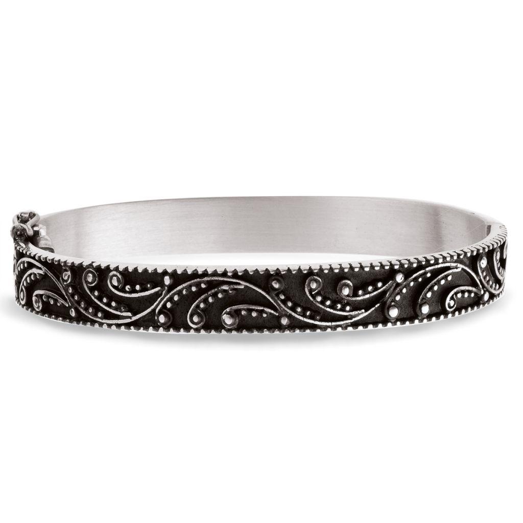 Bransoleta srebrna W.KRUK - 10670