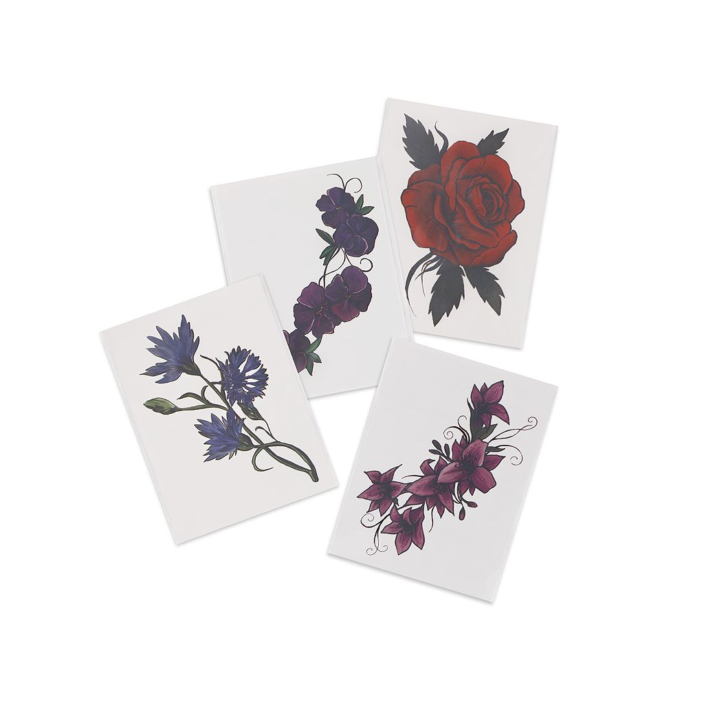 Tatuaże Kwiaty Nocy Wkruk
