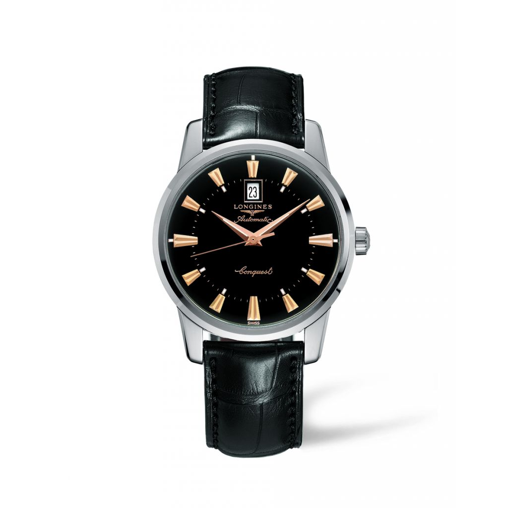 LONGINES CONQUEST HERITAGE - ULO/1201