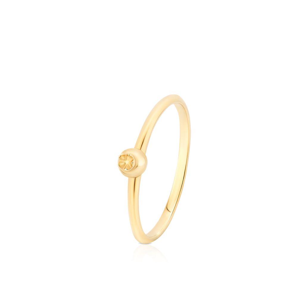 Pierścionek złoty OHELO