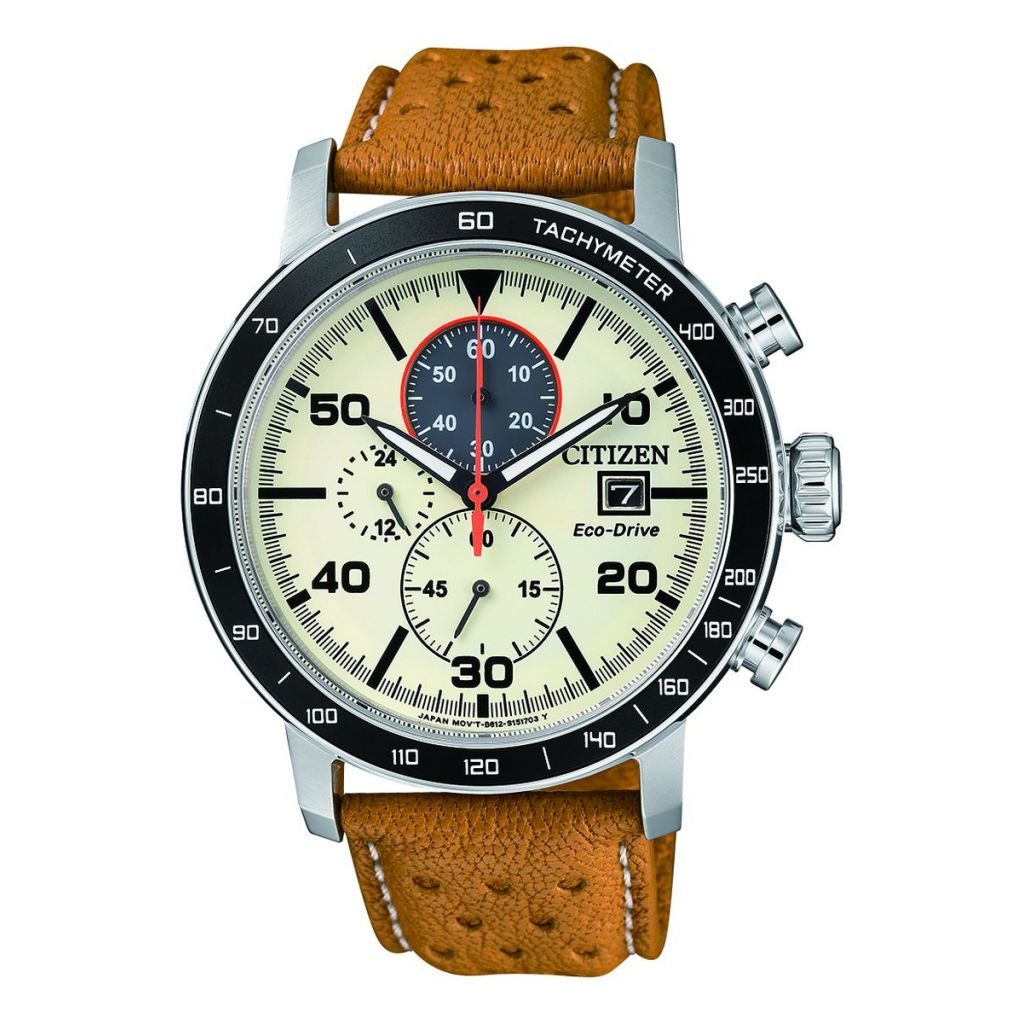 ZEGAREK CITIZEN Chrono - UCT/054
