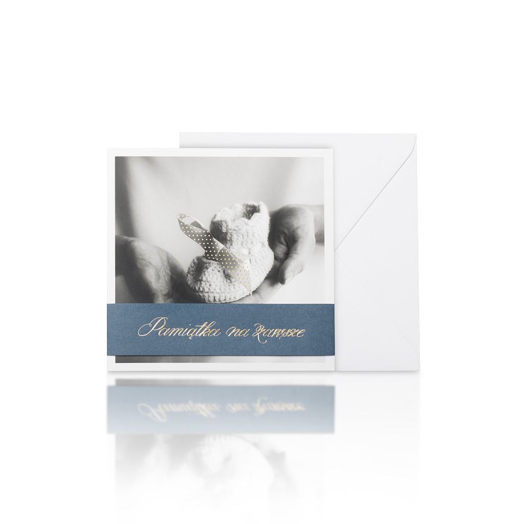 KARTKA W.KRUK: CHRZEST/NARODZINY - OME/KC01