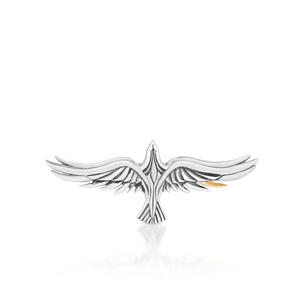 Broszka srebrna Freedom
