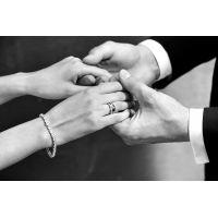 Pierścionek zaręczynowy złoty Szczęśliwy