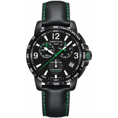 ZEGAREK CERTINA DS Podium Chrono Lap Timer