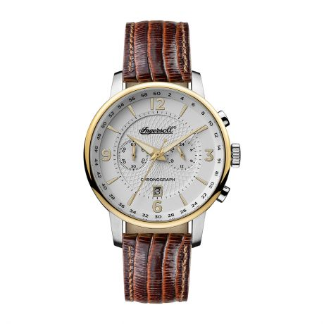 ZEGAREK INGERSOLL THE GRAFTON QUARTZ CHRONOGRAPH