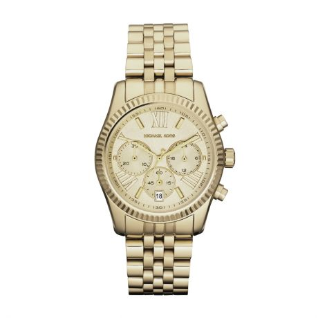 ZEGAREK MICHAEL KORS LADIES GOLD TONE